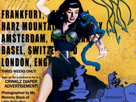 Mommy Black's European Tour