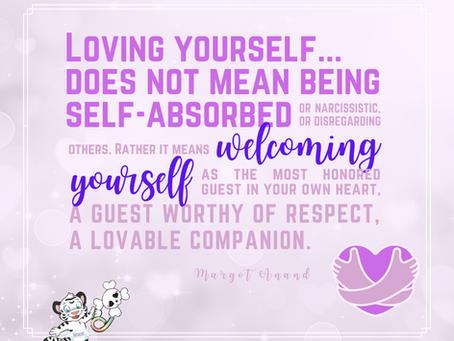 Loving Yourself ≠ Narcissism!
