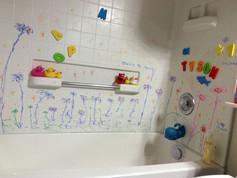 Bathtime fun!!