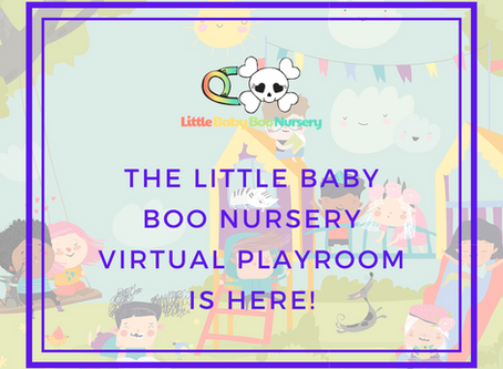 The Little Baby Boo Nursery Virtual Playroom!