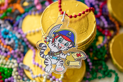 Crinklz Pirate Charm (Limited Edition)