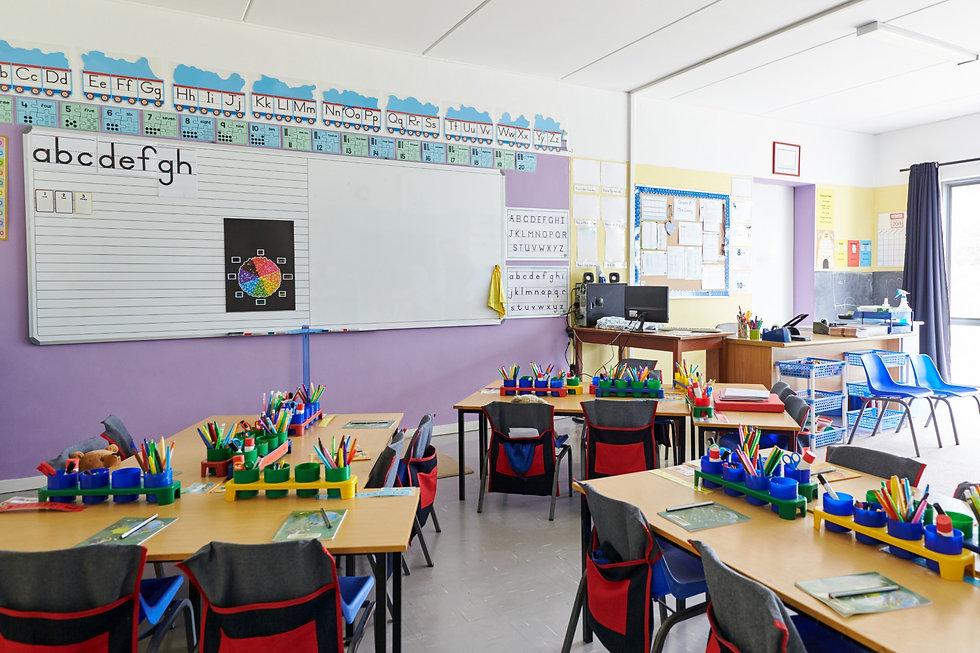 empty-classroom-in-elementary-school-wit