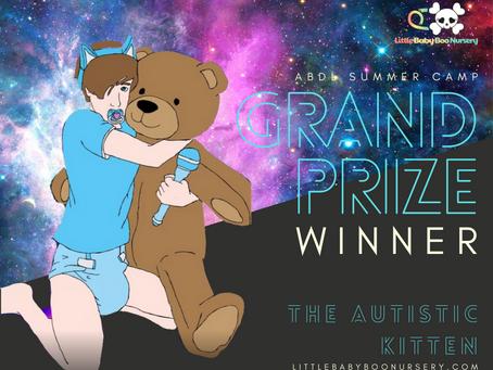 ABDL Summer Camp Grand Prize Winner!