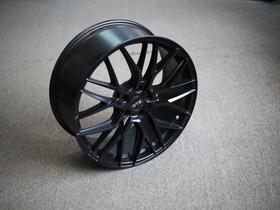 GTS G509 MATT BLACK