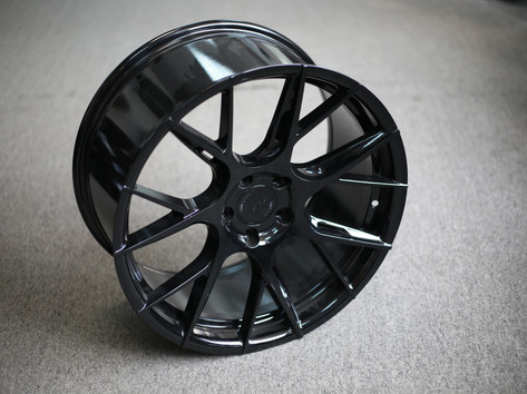 GTS G510 GLOSS BLACK