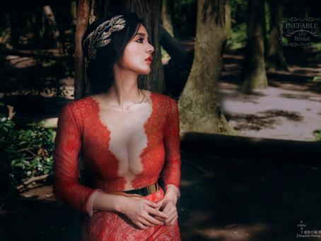 文定一定要穿紅色晚禮服嗎? 嫁女兒必讀!! 完美文定儀式流程與_ 準新娘 *不可不知*的 _婚禮_禁忌🈲❌✅