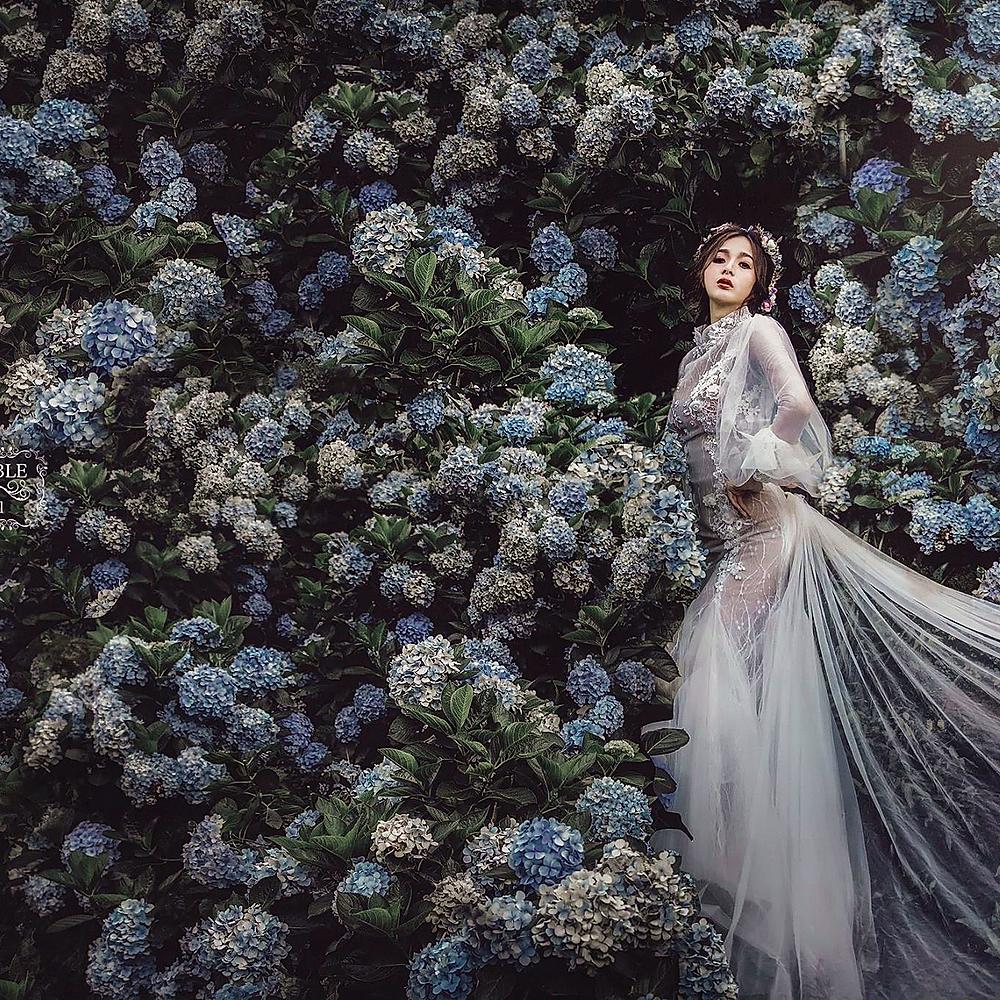 精品婚紗造型專業攝影作品