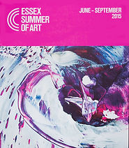 Isabelle Beaubien cover page Essex Summer of Art