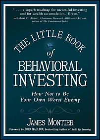 """Book Notes: """"The Little Book of Behavioral Investing"""" by"""