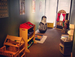 children parenting play therapy prevention quick tip quote Finally moved into the new office! Here&#