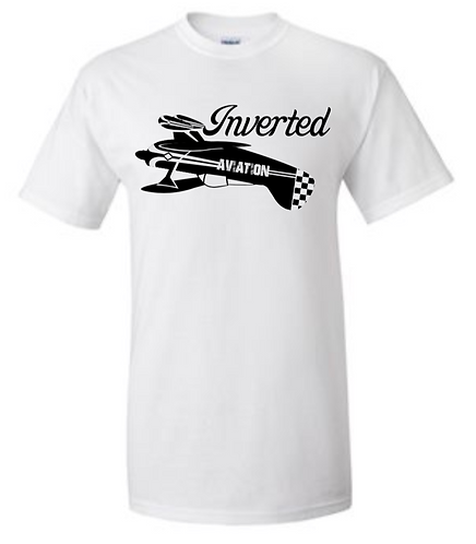 Inverted Aviation Pitts Mens T shirt