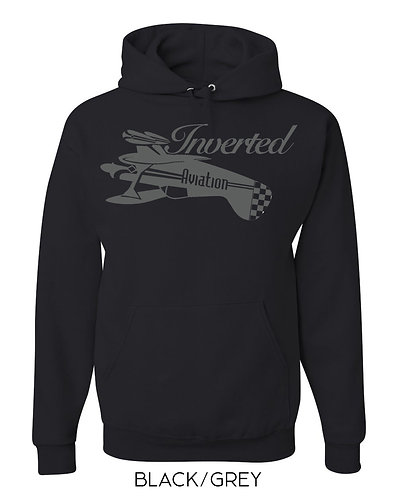 Inverted Aviation Mens Pitts Hoodie