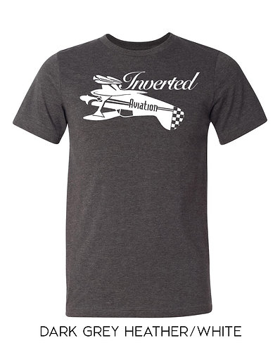 Inverted Aviation Pitts Mens T-Shirt