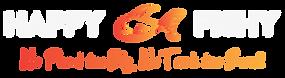 Orange Happy Fishy Business