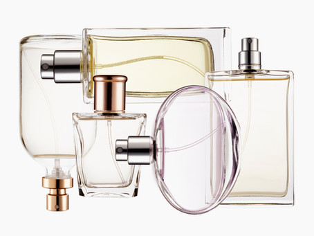30 DAYS OF ORGANISED STYLE - DAY 28: FRAGRANCES