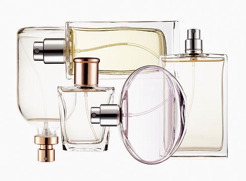 類型的香水
