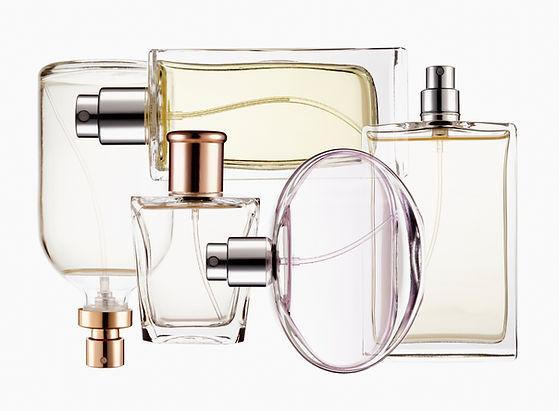 Arten von Parfüm