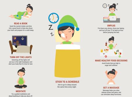 Didn't sleep well? Massage can help!