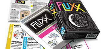 Agile team building with Fluxx to build agile skills