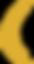 Laurel Leaf branch award icon - Gold - left side