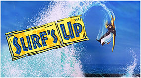 Surf's Up - Academy Award nominated animated feature directed by Chris Buck and Ash Brannon