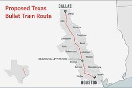 テキサス新幹線