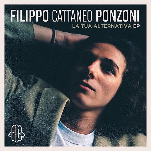 """""""La Tua Alternativa EP"""" CD"""