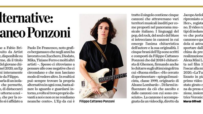 L'Eco Di Bergamo 05/07/2020