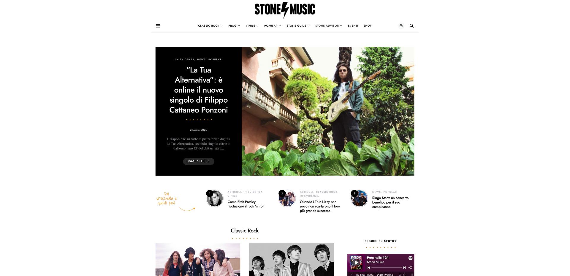 Stone Music 02/07/2020