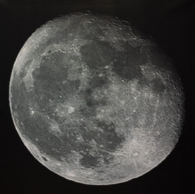 Waning Moon I