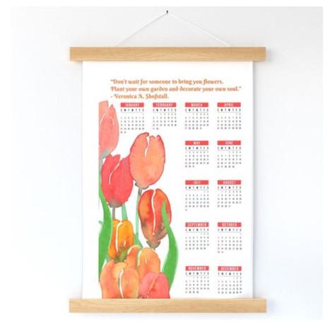 Tulip 2022 Calender and Wall Hanging.jpg