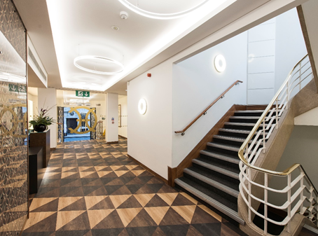 Interior Design Attracts Interior Designers to Cavendish House