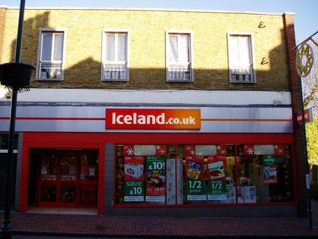 Sale of sought after Iceland unit, Kent
