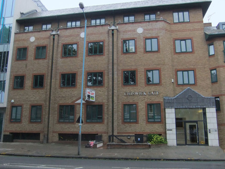 A Further Lease Renewal for Chiswick Office