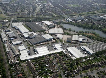 Sale of prominent West Midlands Estate, Maybrook Business Park