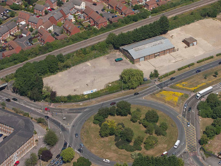 Sale of Prominent Roundabout Site at Barnwood Point, Gloucester