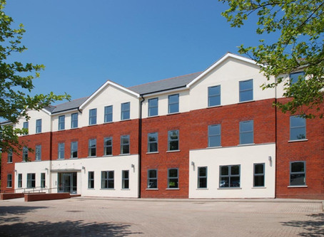 Dramatic Overhaul for Amersham Offices