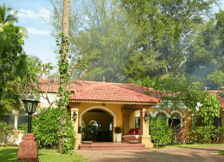 The Perfect little Holiday Village Hotel in Goa
