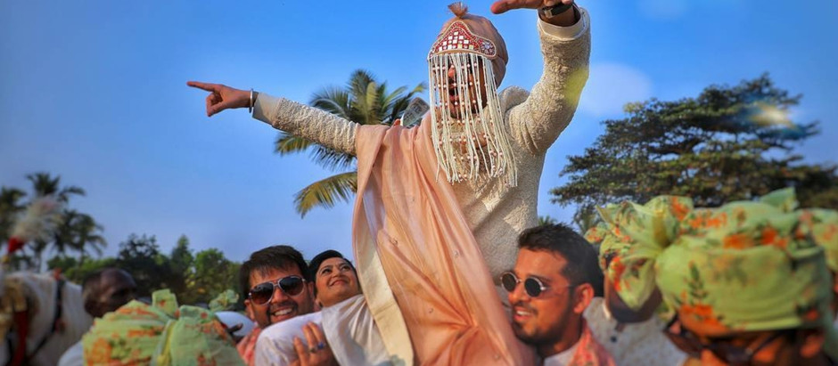 TOP TIPS TO REMEMBER A WEEK BEFORE YOUR DESTINATION WEDDING IN GOA
