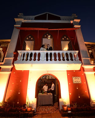 best wedding venues in goa