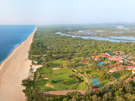 Destination Wedding Venues; The Holiday Inn Resort, Goa