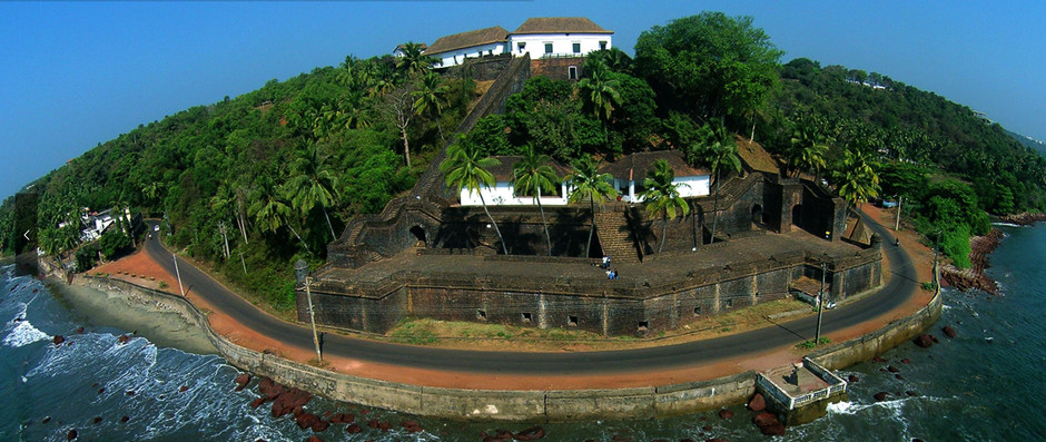 FORT WEDDINGS IN GOA THAT WILL LEAVE YOU BREATHLESS