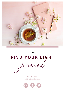 PRINTABLE Find Your Light 5 Day Challeng