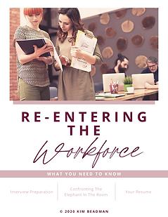ANNA'S Copy - e-book Re-entering the wor
