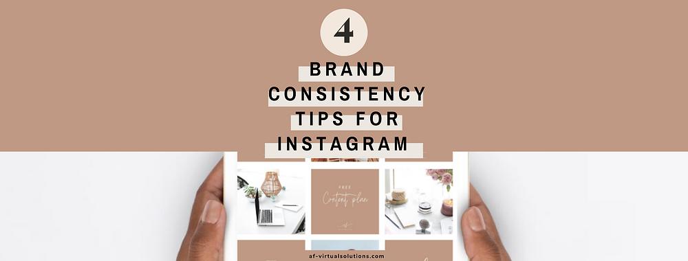 4 Brand Consistency Tips