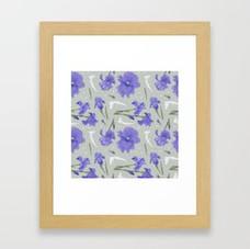 Framed Art Print | $44