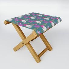 Folding Stool | $49