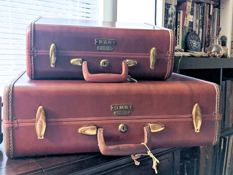A Memory of the Suitcases
