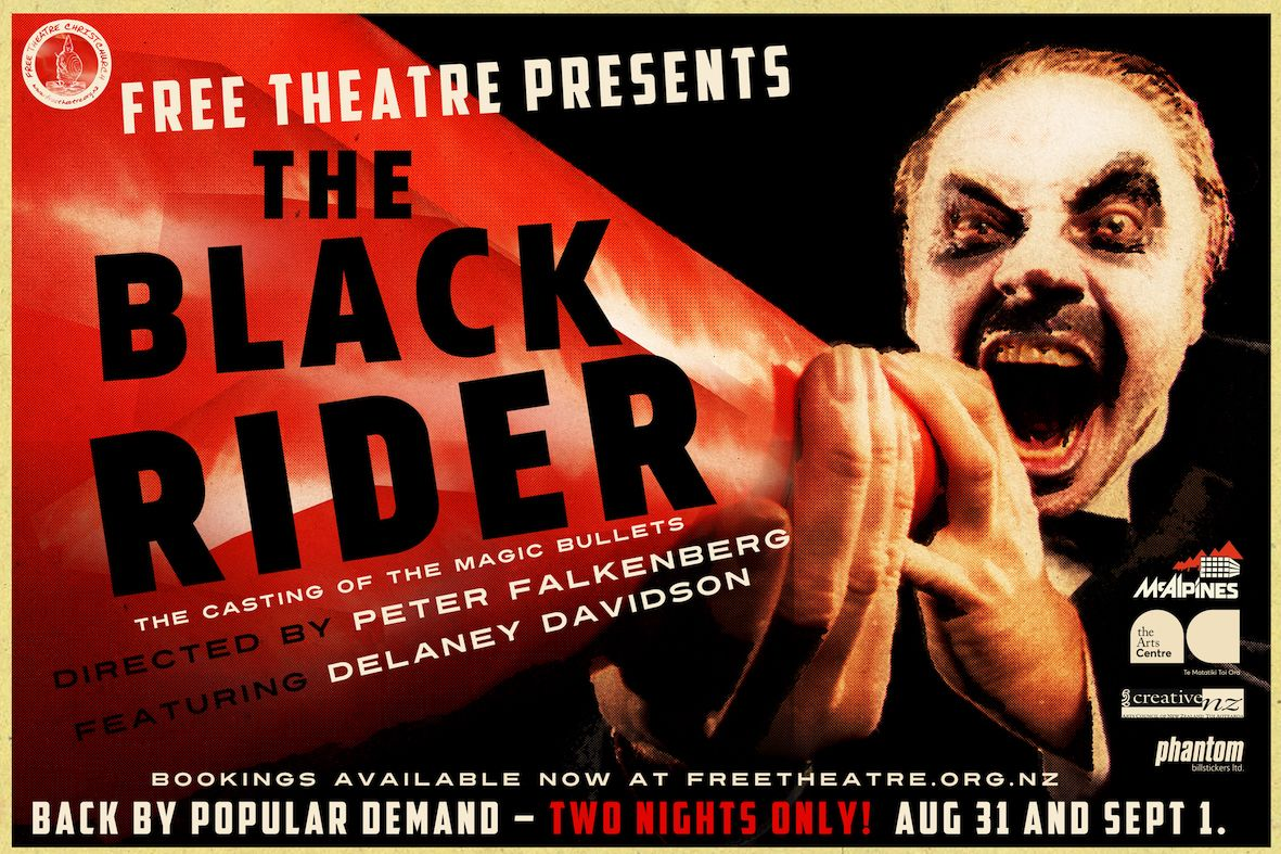 The Black Rider 2017