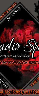 Radio Spins, Licensed Radio